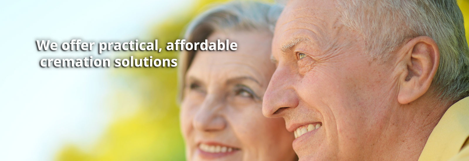 We offer practical, affordable cremation solutions